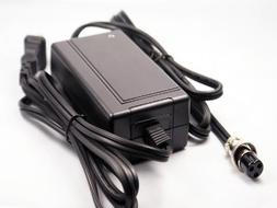 24V 1.5A Electric Scooter Battery Charger Adapter for Dynacr
