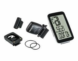 NEW Sigma Pure 1 ATS Wireless Cycling Computer | Black/White