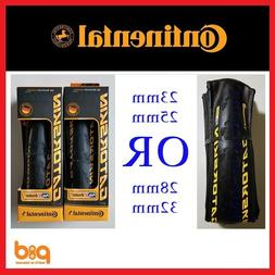 1 OR 2 PACK 2019 Continental Gatorskin 700 x 23 25 28 32 Roa