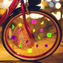 108pcs Bicycle Bike Wheel Spoke Beads Bike Accessories Kids