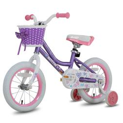 JOYSTAR 12 14 16 18 Inch Kids Bike Bicycle with Training Whe