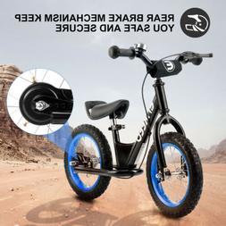 12'' 14'' Kids Sport No-Pedal Balance Bike Cycling Learn To