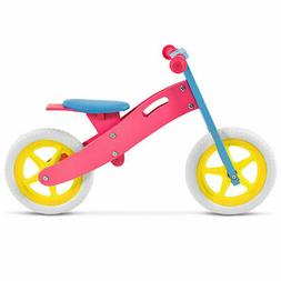 "12"" Balance Bike Classic Kids No-Pedal Learn To Ride Pre Bik"