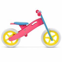 "12"" Balance Bike Classic Kids No-Pedal Learn To Ride Pre Bik"