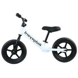 """Ridgeyard 12"""" Childrens Balance Bike No Pedal Push Pre-bike"""