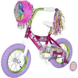 """12"""" Dynacraft Trolls Girls Bike"""
