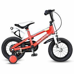 "12"" Freestyle Kids Bike Bicycle Children Boys & Girls Gift w"