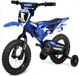 12 Inch Yamaha Dirt Bike for Kids Moto Motorbike Child Motor