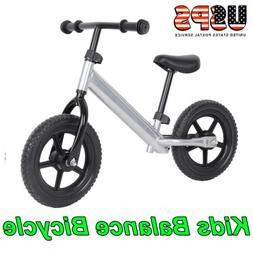 12 inch Sports Wheel Kids Training Balance Bicycle Children
