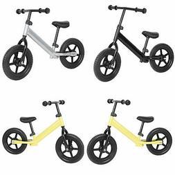 12 inch Wheel Carbon Steel Kids Sports Balance Bicycle Child