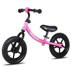"""JoyStar 12"""" Kids Balance Bike for 2-5 Year Old - No Pedal Pu"""