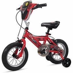 "12"" Kids Bikes Disney/Pixar Cars Boys Bike, Lights And Sound"