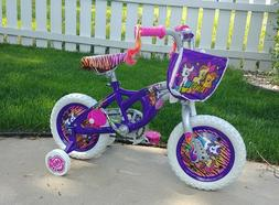 "Dynacraft 12"" My Little Pony Rainbow Power Girl's Bike LOCAL"