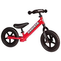 Strider 12 Sport No-Pedal Balance Bike - Red