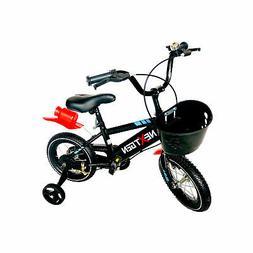 NextGen 12BK 12 Inch Balance and Coordination Bike with Trai