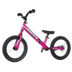 "Strider 14X Sport Learn to Ride 14"" Balance Bike 3-6 year ol"