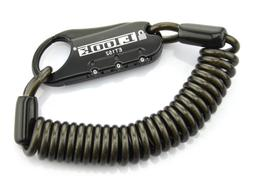 Allnice ET-152 Mini Portable Anti-Theft Resettable 3 Digit B