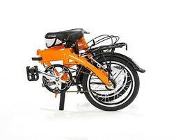 16 alloy lightweight folding bike commuter bikes
