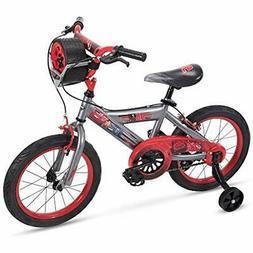 "16"" Disney/Pixar Cars Boys Bike By Huffy, Tire Case Sports O"