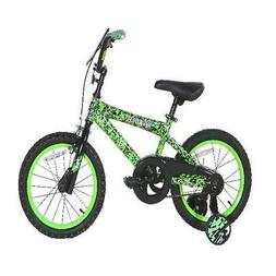 Boys Girls Bicycle Kids Bike Training 16 inch Wheels Coaster