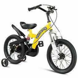 """16"""" Kids Bicycle Outdoor Sports Bike W/ Training Wheel Brake"""