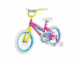 "16"" Magna Girls Firefly Bike with Handlebar Pad and Adjustab"