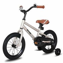JOYSTAR 18 Inch Kids Bike for 5 6 7 8 9 Years Old Girls Boys
