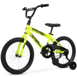 """Huffy 18"""" Rock It Boys Bike Ages 4-8 yrs Height: 42 to 48 in"""