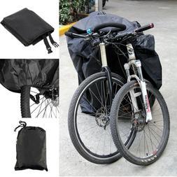 190T Nylon Waterproof Mountain Bike Bicycle Cycle Storage Co