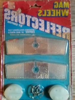 1980 vintage 20 inch mag wheel reflectors bmx bicycle strang