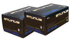 2 PACK - Tube, 700 x 40-45  SCHRADER Valve 32mm, Sunlite