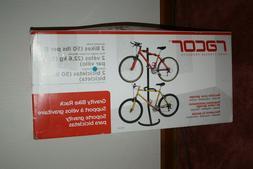 Racor 2 Bike Rack Gravity Freestanding Garage Bicycle Mount