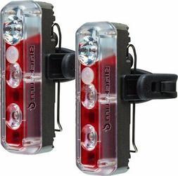 Blackburn 2'fer XL USB Light 2-Pack