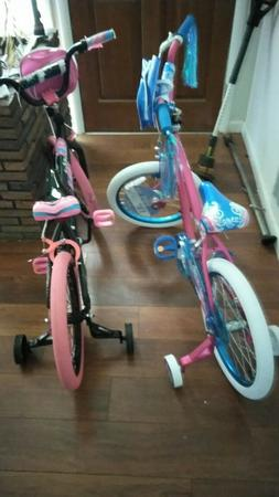 2 NEW GIRLS BIKES BRAND NEW MADE BY KENT FOR 8 AND