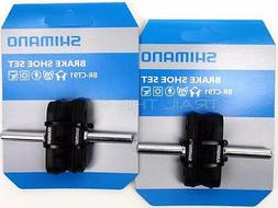2-Packs Shimano BR-CT91 Altus Smooth Post Cantilever MTB Bik