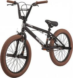 20 BMX Mongoose Boys Bike Freestyle Light Bicycle Durable Al