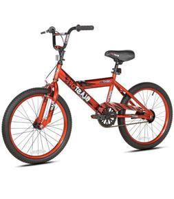"Kent 20"" Boy's Blast Off Bike, Red"