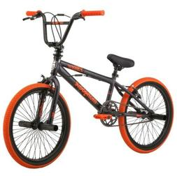 "Mongoose 20"" Boys Red Bmx Bike Outdoor Sports Activity NEW O"