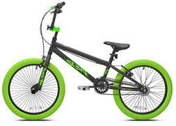 "Kent 20"" Dread BMX Boys Bike, Green"