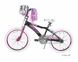 """20"""" Dynacraft Genesis Girl's Spy Girl Bike Knobby Tires w/ S"""