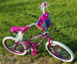 """Huffy 20"""" Girl's Color Breeze 20 Bicycle NIB"""