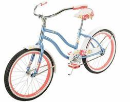 "Huffy 20"" Good Vibrations™ Girls' Cruiser Bike Girls Gift"