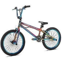 20 in. Kent Fantasy BMX Pro Bike Freestyle Boys Girls Bicycl