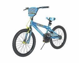 20 inch BMX Street Dirt Bike For Teen Boy Kid Steel Frame Bi