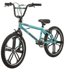 20 Inch Mongoose Craze Bike Boys Girls Kids With Pegs Alumin