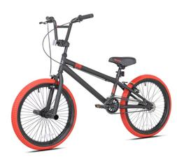 20 Inch Dread Boy's BMX Bike Lightweight Durable Steel Frame