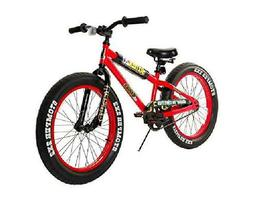 Dynacraft 20-Inch Kids Mountain bike with Fat tires,Steel Fr