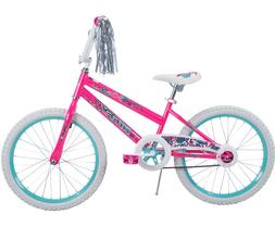 20 Inch Pink Bikes for Girls 7 Year Old Kids Pink Huffy Bicy