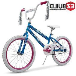 "20"" Kids Bike Girls BMX Bicycle Sidewalk 20-inch Tween Frees"