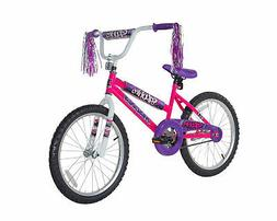 20 Inches Magna Girls Sapphire Kids Bike With Training Wheel
